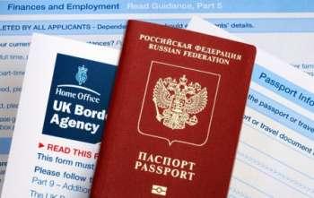 Виза в Англию для украинцев: где и как оформить
